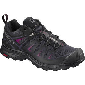 Salomon X Ultra 3 Shoes Damen graphite/black/citronelle